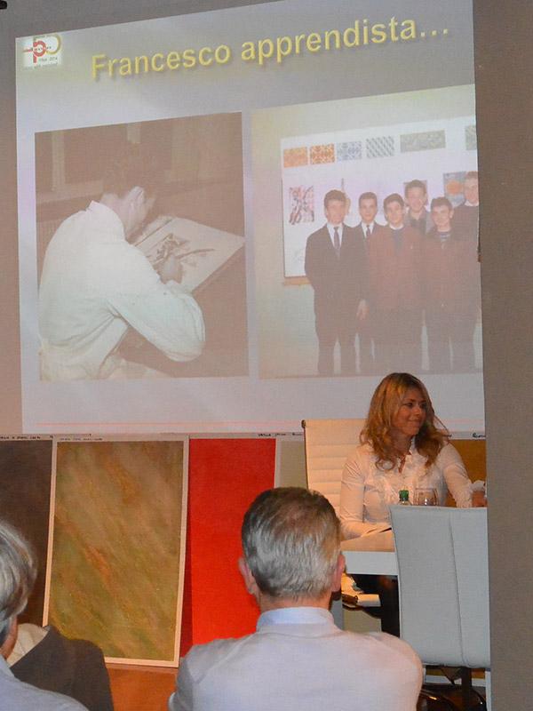 Presentazione Pasinelli SA nell'ambito dei festeggiamenti nell'ambito del 50.MO di attività 11