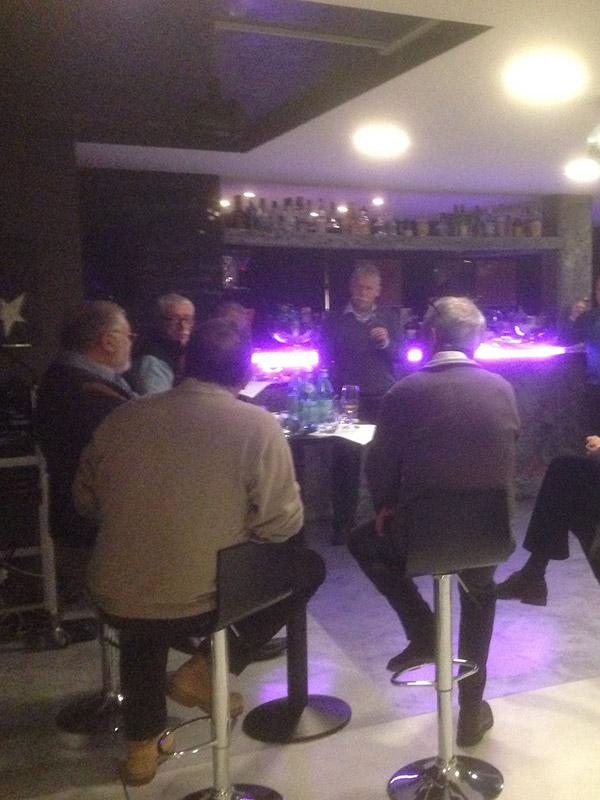 Serata degustazione whisky organizzata da Lionsclub 3